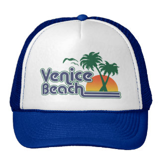 Venice Beach Trucker Hat