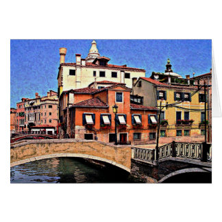 Venice (blank inside) greeting cards