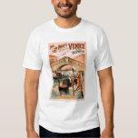 Venice, Bride of the Sea at Olympia Gondolas 2 Tshirts