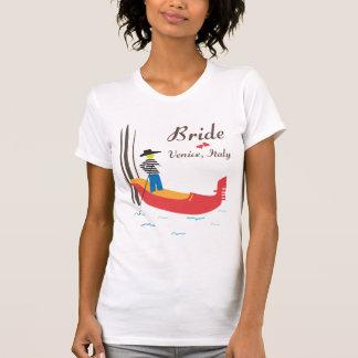 Venice Bride Tee Shirt