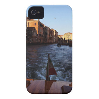 Venice by Boat iPhone 4 Cases