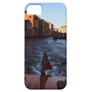 Venice by Boat iPhone SE/5/5s Case
