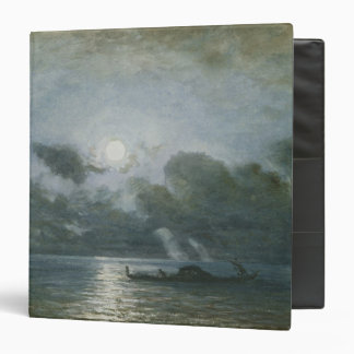 Venice by Moonlight 3 Ring Binder