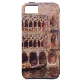 Venice by William Merritt Chase iPhone SE/5/5s Case