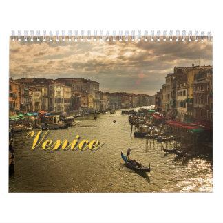 Venice Calender Wall Calendars