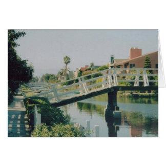 Venice Canal -California Cards