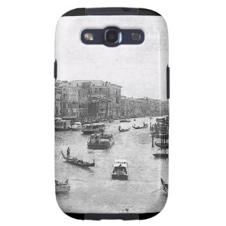 Venice Canal Samsung Galaxy S3 Covers