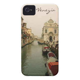 Venice Canal iPhone 4/4S Barely There Case-Mate iPhone 4 Case