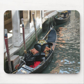 Venice Canal Mouse Pad