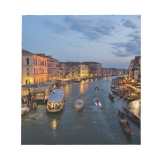 VENICE CANAL NOTEPAD