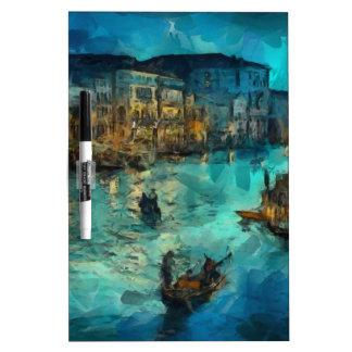 Venice canale grande Dry-Erase board