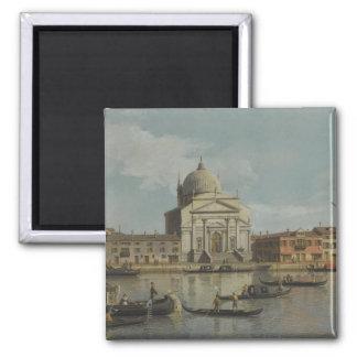 Venice  -  Canaletto Refrigerator Magnet