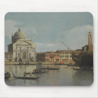 Venice  -  Canaletto Mouse Pad