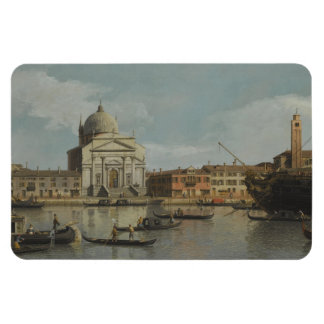 Venice  -  Canaletto Rectangular Magnets