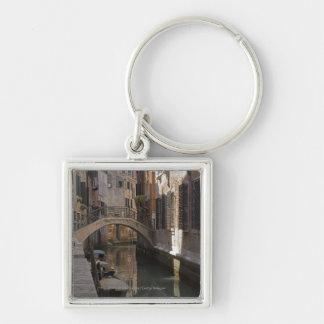 Venice Canals and Stone bridge Keychain