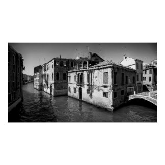 Venice Canals - Poster