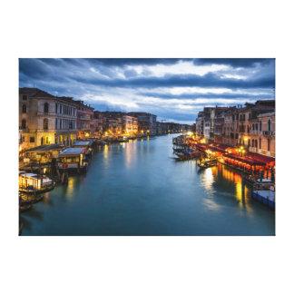 Venice- Canvas Canvas Print