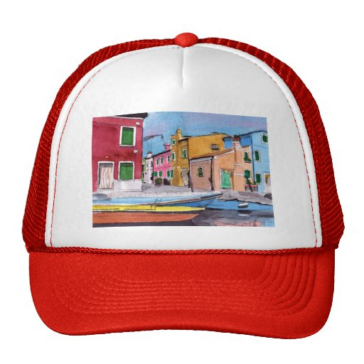 Venice Cap Trucker Hats