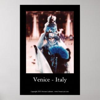 Venice Carnival 12 Poster