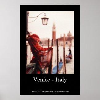 Venice Carnival 14 print