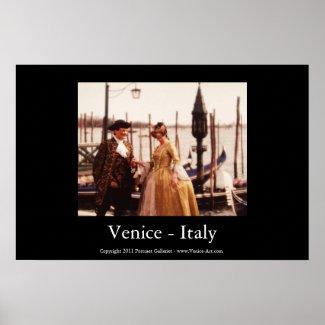 Venice Carnival 16 print