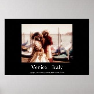 Venice Carnival 18 print