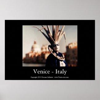 Venice Carnival 27 print