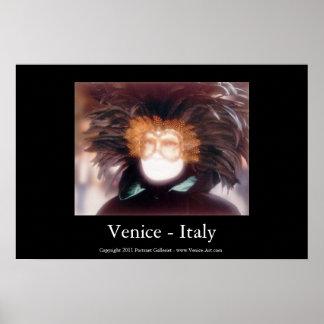Venice Carnival 34 Poster