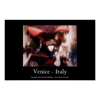 Venice Carnival 35 print