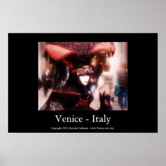 Venice Carnival 35 Poster