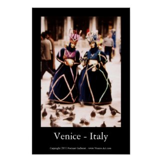 Venice Carnival 46 print