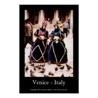 Venice Carnival 46 Poster