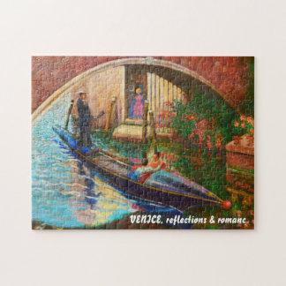 Venice - City Puzzle