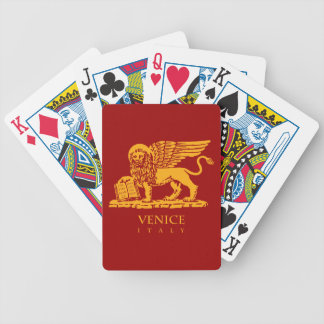 Venice Coat of Arms Bicycle Playing Cards