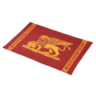 Venice Coat of Arms Cloth Place Mat