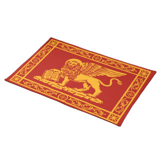 Venice Coat of Arms Cloth Placemat