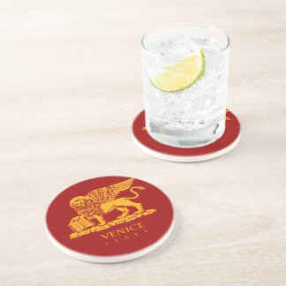 Venice Coat of Arms Coaster