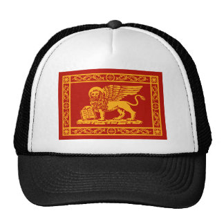Venice Coat of Arms Trucker Hats