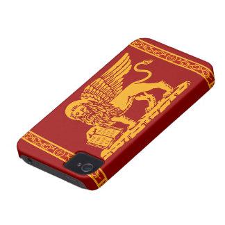 Venice Coat of Arms iPhone 4 Case-Mate Case