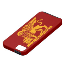 Venice Coat of Arms iPhone SE/5/5s Case