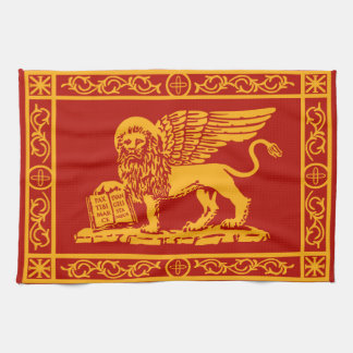 Venice Coat of Arms Kitchen Towel