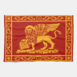 Venice Coat of Arms Kitchen Towels