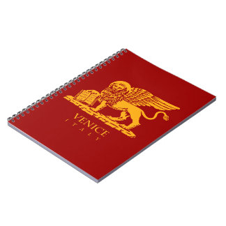 Venice Coat of Arms Notebook