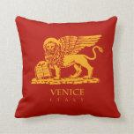 Venice Coat of Arms Pillow