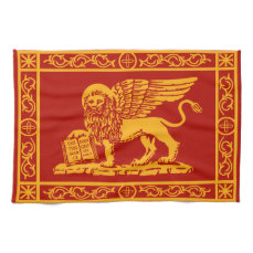 Venice Coat of Arms Towel