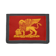 Venice Coat of Arms Trifold Wallet