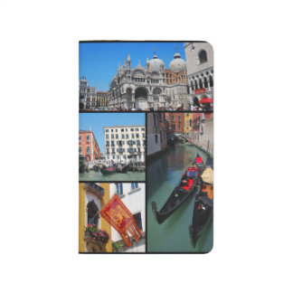 Venice collage journal