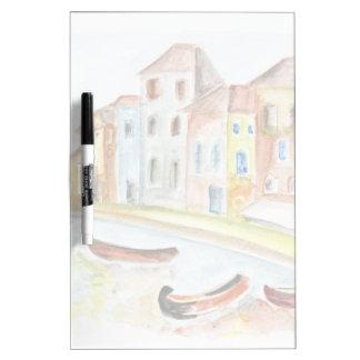 Venice Concept Dry Erase Board