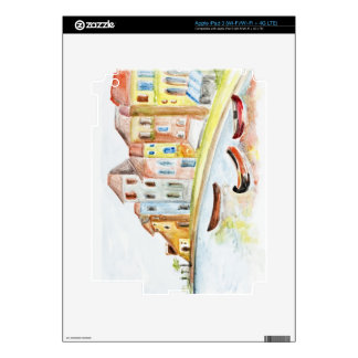 Venice Concept Decal For iPad 3