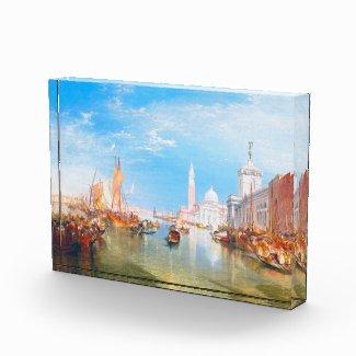 Venice, Dogano and Santa Maria della Salute art Award